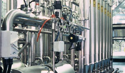 Water For Drink Manufacturing Coca Cola Osmoflo