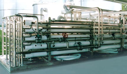 Fosters Water Treatment Solution Osmoflo